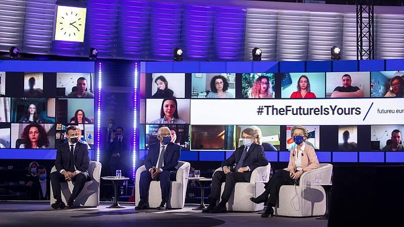 Europa abierta - Un año para definir qué Europa queremos - escuchar ahora