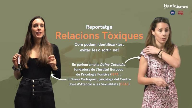 Feminismes a Ràdio 4 - Què són les relacions tòxiques?