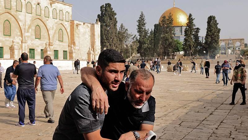 Cinco continentes - Oriente Próximo: Israel bombardea Gaza - Escuchar ahora