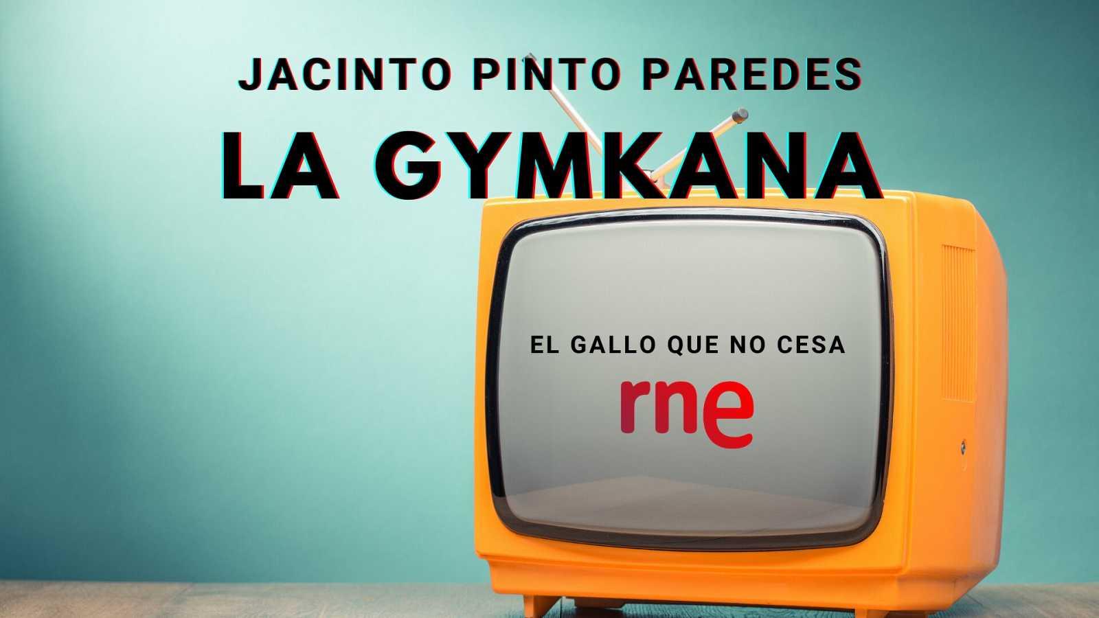 El gallo que no cesa - La gymkana: El 'spanglish' de Jerez y los nervios de la tele - Escuchar ahora