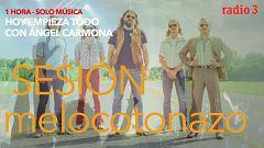 "Hoy empieza todo con Ángel Carmona - ""#SesiónMelocotonazo"": Bob Marley & The Wailers, The Sheepdogs, Calavera... - 11/05/21"