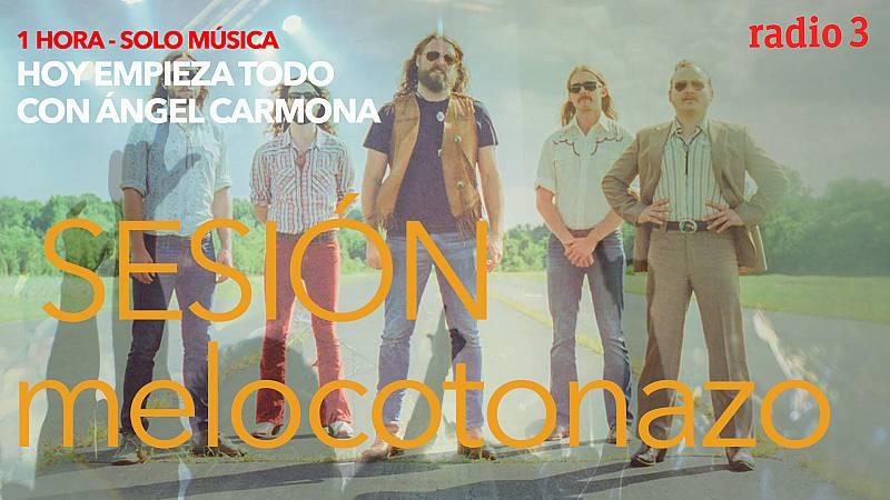 "Hoy empieza todo con Ángel Carmona - ""#SesiónMelocotonazo"": Bob Marley & The Wailers, The Sheepdogs, Calavera... - 11/05/21 - escuchar ahora"