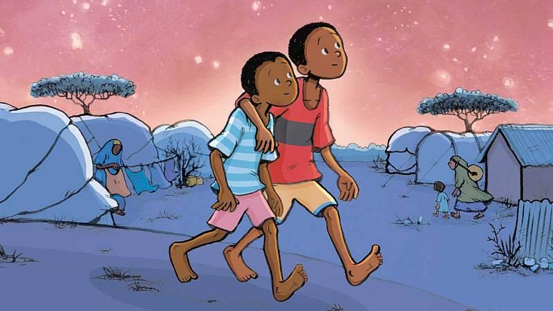 África hoy - 'Cuando brillan las estrellas', una lección de vida desde Kenia - 10/05/21 - escuchar ahora