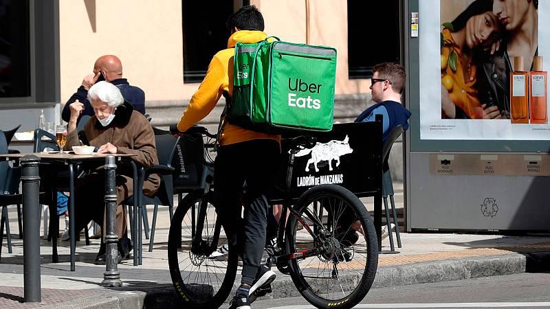 Las mañanas de RNE con Íñigo Alfonso - El Gobierno aprueba hoy una 'Ley Rider' que no acaba de convencer - Escuchar ahora