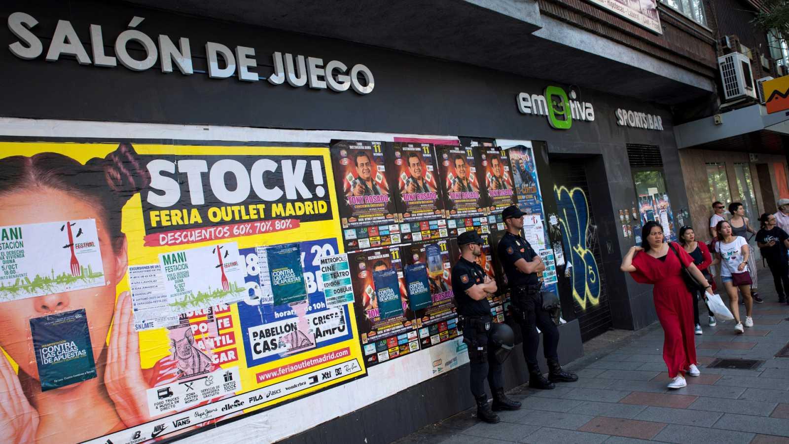 Reportajes Emisoras - Albacete - Casas de apuestas - 11/05/21 - Escuchar ahora