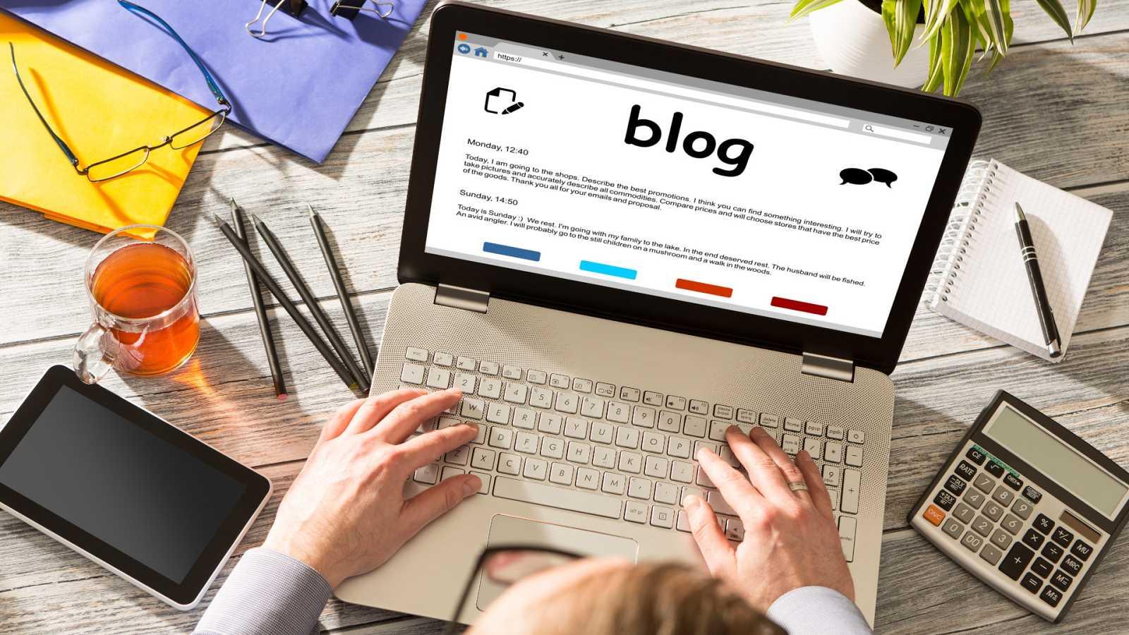 Creando que es gerundio - ¿Qué hay de mi blog? - 11/05/21 - Escuchar ahora