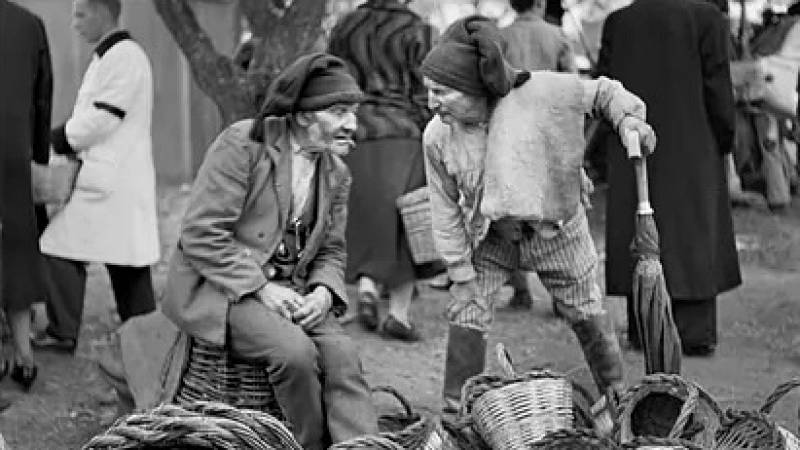 Punto de enlace - Nicolás Müller, la mirada de la España cotidiana 1930-1960 - escuchar ahora