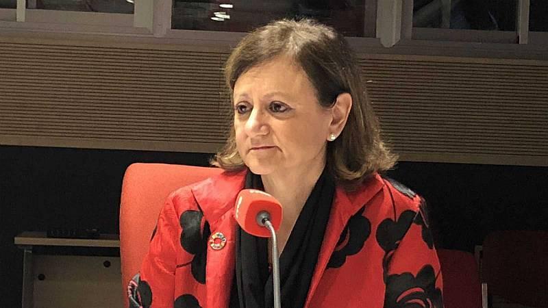 """Tot a Europa - Cristina Gallach: """"Europa té la responsabilitat d'estendre les vacunes"""""""