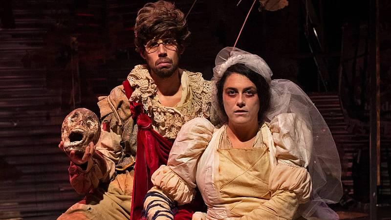 La sala - 'Dolores (con las alas del amor salté la tapia)', de Teatro a la plancha - 11/05/21 - Escuchar ahora