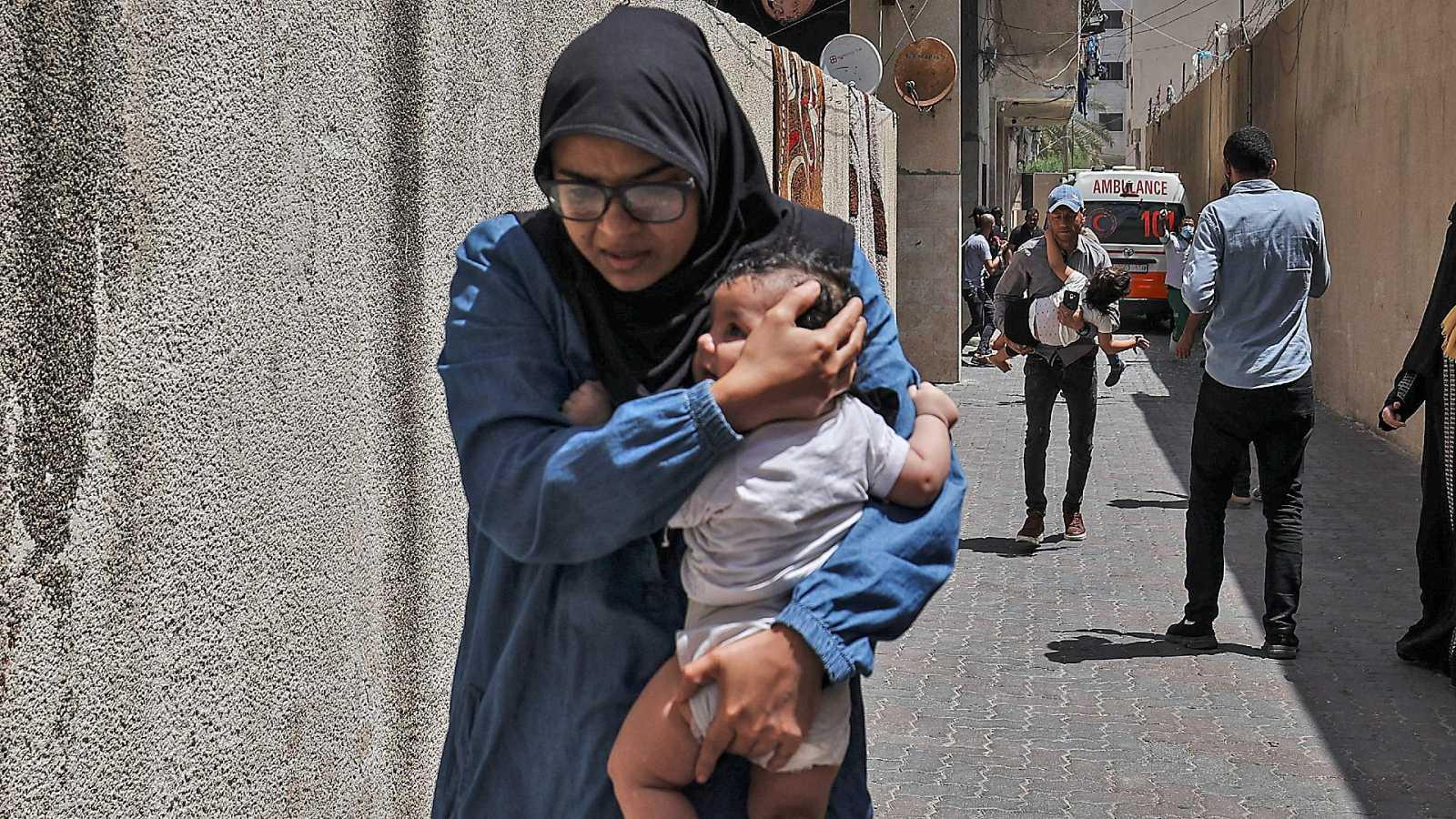 Cinco Continentes - Entre palestinos e israelíes, una escalada que no cesa - Escuchar ahora
