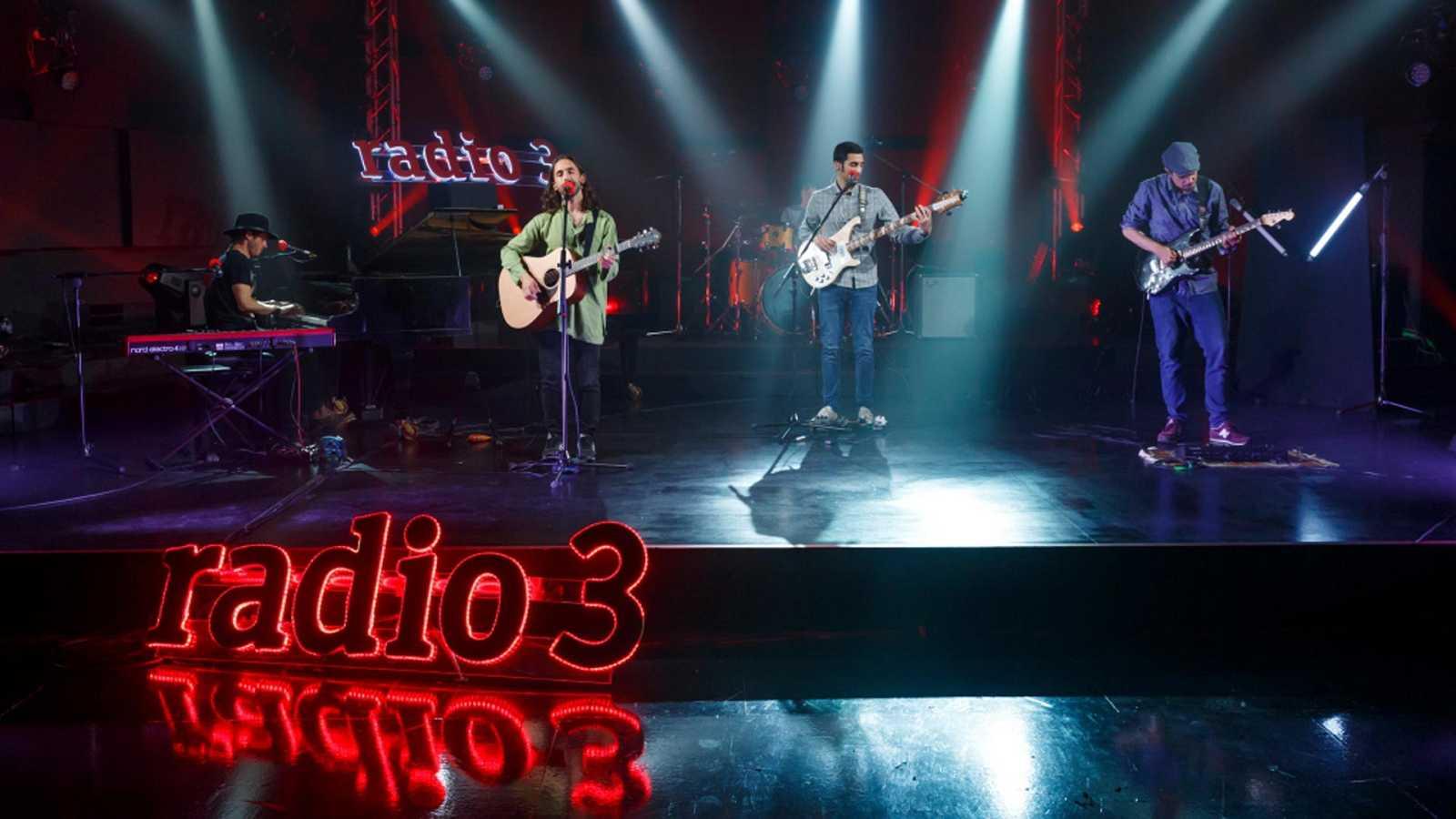 Los conciertos de Radio 3 - The Sweet River Band - 12/05/21 - escuchar ahora