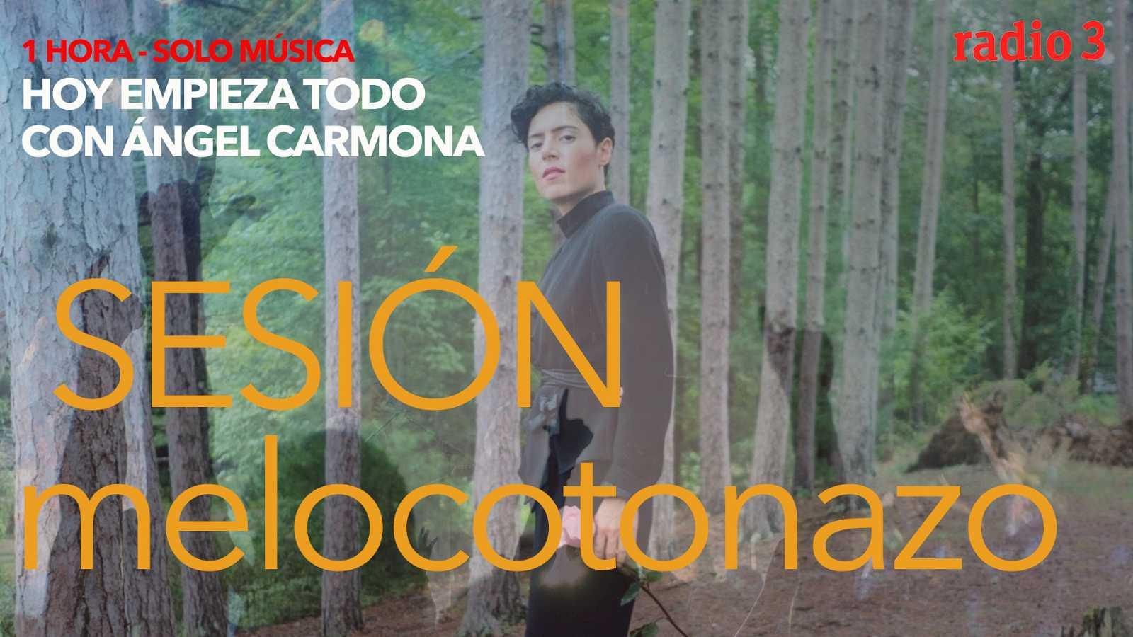 "Hoy empieza todo con Ángel Carmona - ""#SesiónMelocotonazo"": Burt Bacharach, Emily King, Morrisey...- 12/05/21 - escuchar ahora"