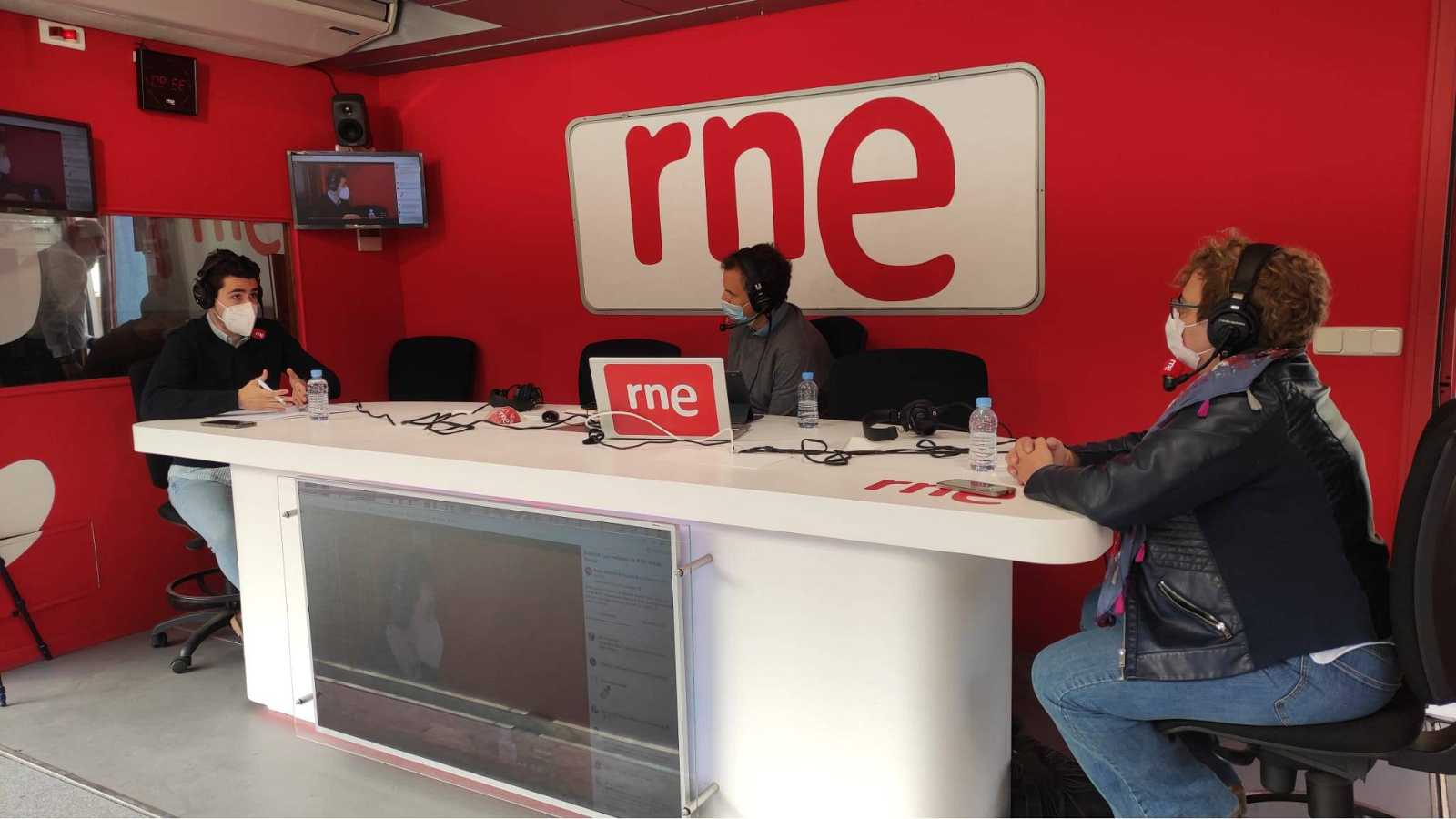 Las mañanas de RNE con Íñigo Alfonso - Los retos de Castilla - La Mancha: oportunidades para los jóvenes y mejores servicios - Escuchar ahora