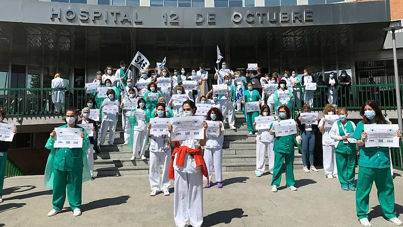 Más cerca - Los técnicos en cuidados de enfermería reivindican su labor - Escuchar ahora