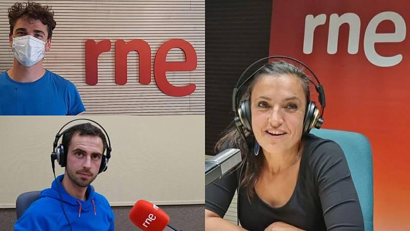 La sala - Antonia González Solano, Andreu Casadellà y Darío Dumont - 16/05/21 - Escuchar ahora