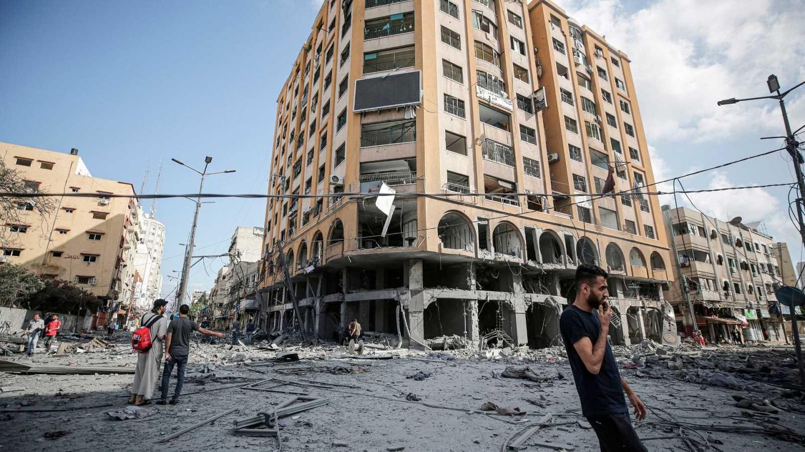 14 horas - La importancia del contexto político de Israel en la escalada de violencia con Hamás - Escuchar ahora
