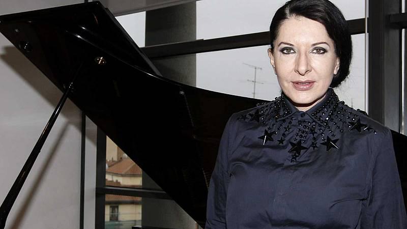 """24 horas - Marina Abramovic, Premio Princesa de Asturias por su entrega al """"arte absoluto"""" - Escuchar ahora"""