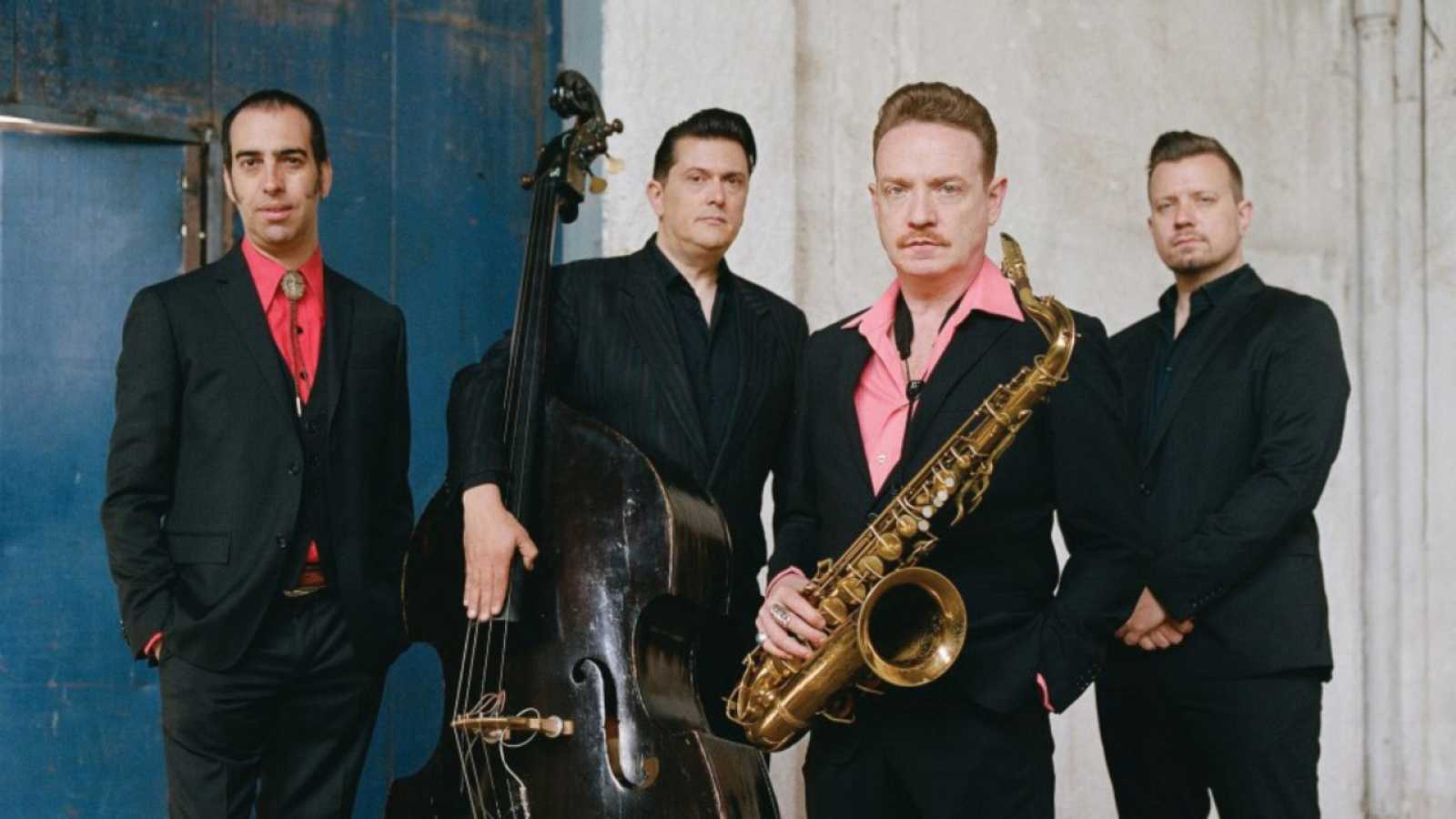 El sótano - Los Mambo Jambo presentan Exotic Rendezvous - 12/05/21 - escuchar ahora