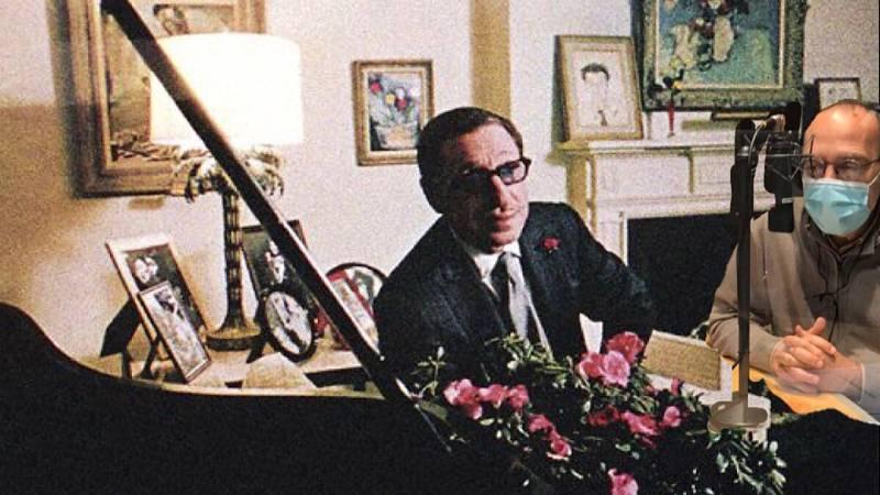 Entre dos luces - Las canciones de Harold Arlen y el Festivalito de La Palma - 13/05/21 - escuchar ahora