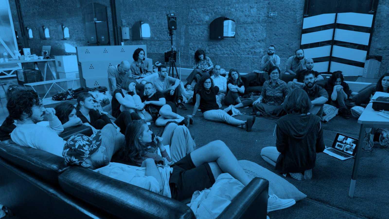 Punto enlace - Hablarenarte da voz a los jóvenes - 13/05/21 - escuchar ahora