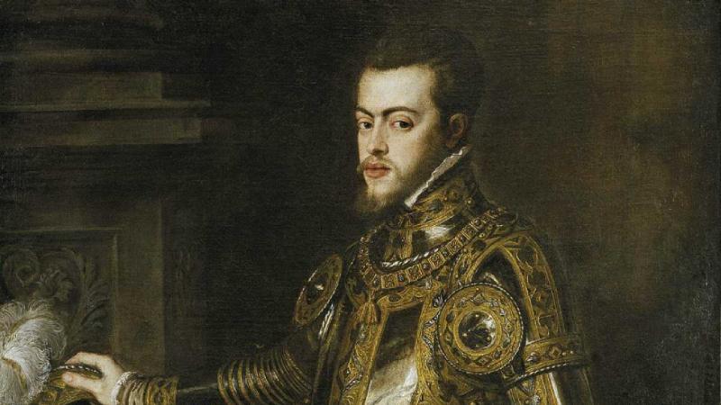 Verdaderamente falso - Felipe II. Oscuro y satánico - 13/05/21 - Escuchar ahora