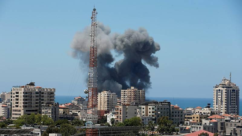 Cinco Continentes - Nuevo día de conflicto en Oriente Próximo - Escuchar ahora