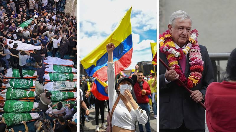 Cinco continentes - La violencia se extiende a las ciudades mixtas - Escuchar ahora