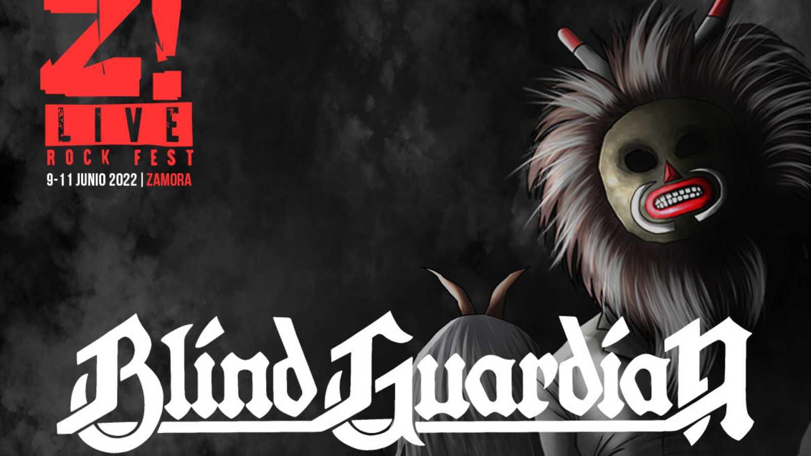 El Vuelo del Fénix - Actualizando el Z Live Rock Fest - 13/05/21 - escuchar ahora