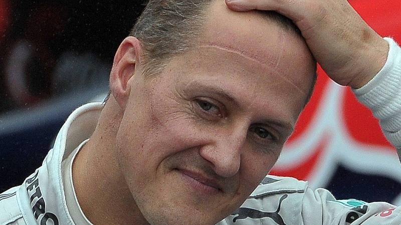 Gente despierta - Plusmarcas y proezas con Miguel Caamaño - Michael Schumacher - 14/05/21 - Escuchar ahora