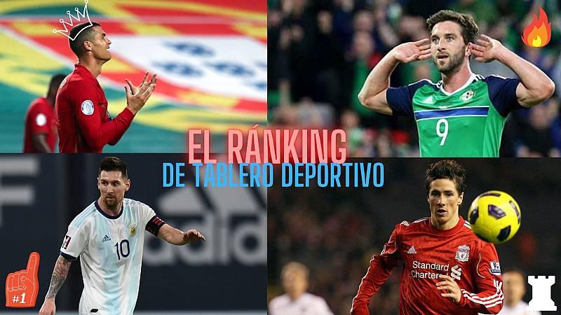 Tablero Deportivo - Ránking: las mejores canciones dedicadas a jugadores