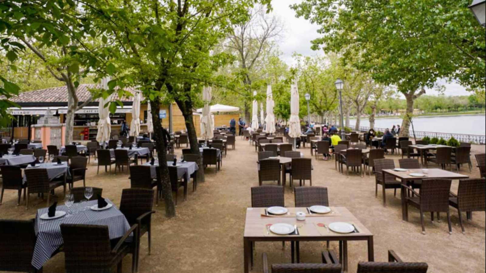 En clave Turismo - Gastronomía en la Casa de Campo de Madrid - 14/05/21 - escuchar ahora