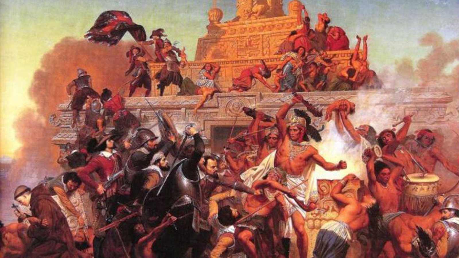 Hora América - Conquistadores y aztecas. Cortés y la conquista de México - 13/05/21 - escuchar ahora