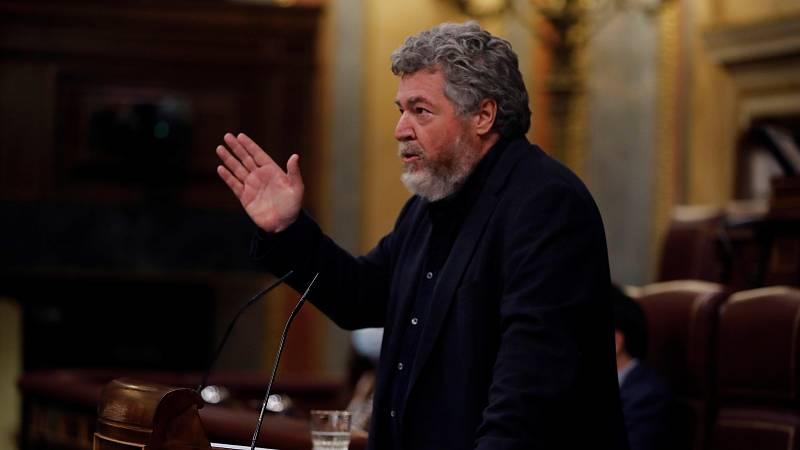 """Parlamento - Radio 5 - López de Uralde: """"La Ley de Cambio Climático obliga al Ayuntamiento de Madrid a tener un Madrid Central"""" - Escuchar ahora"""