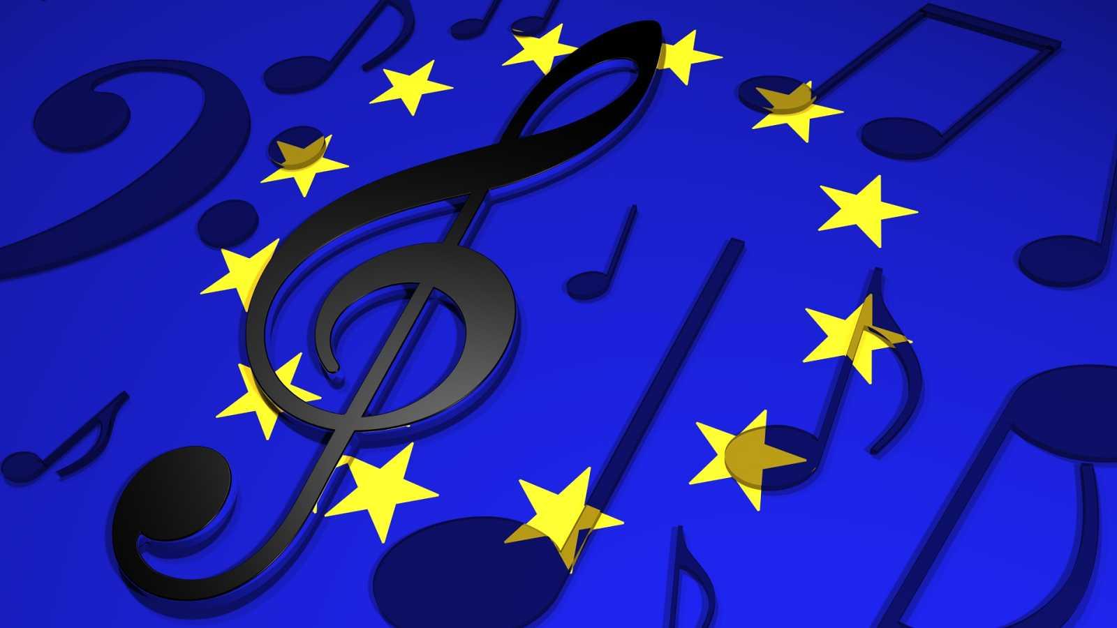 Cinco pistas - Eurovisión - 14/05/21 - Escuchar ahora