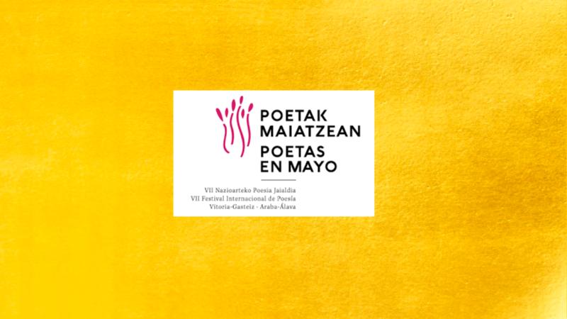 Reportajes Emisoras - Vitoria - ' Poetas en mayo' - 14/05/21 - Escuchar ahora