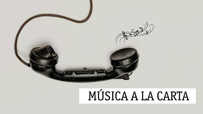 Música a la carta - 14/05/21 - escuchar ahora