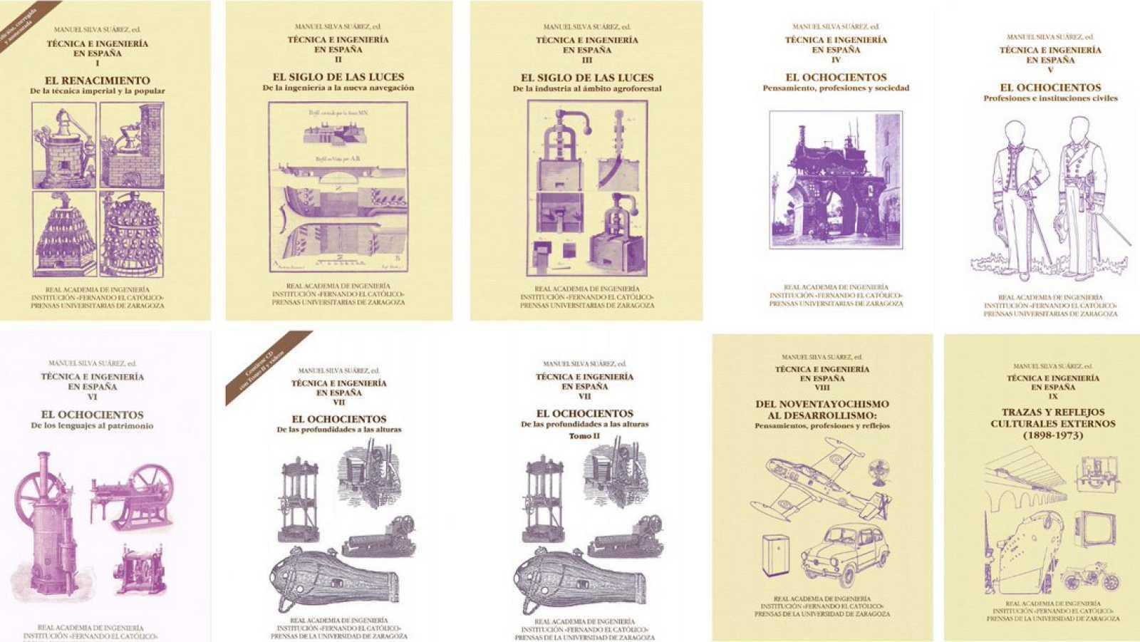 A golpe de bit - Historia de la técnica y la ingeniería en España - 14/05/21 - escuchar ahora