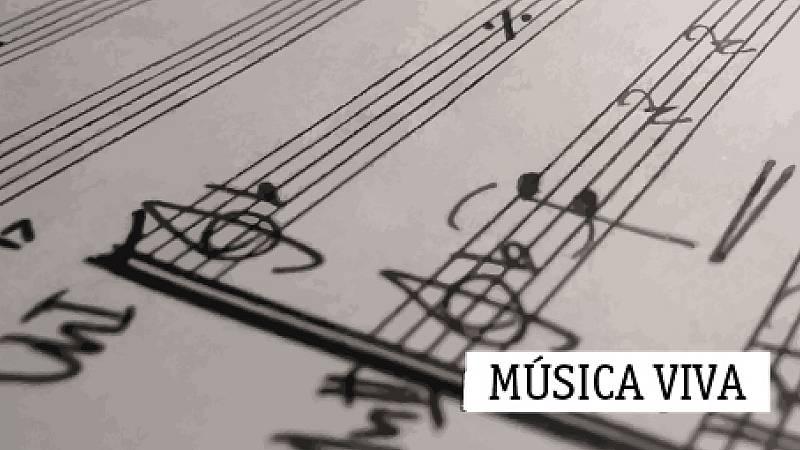 Música Viva - Elena Mendoza residente en Schlossmediale Werdenberg - 16/05/21 - escuchar ahora