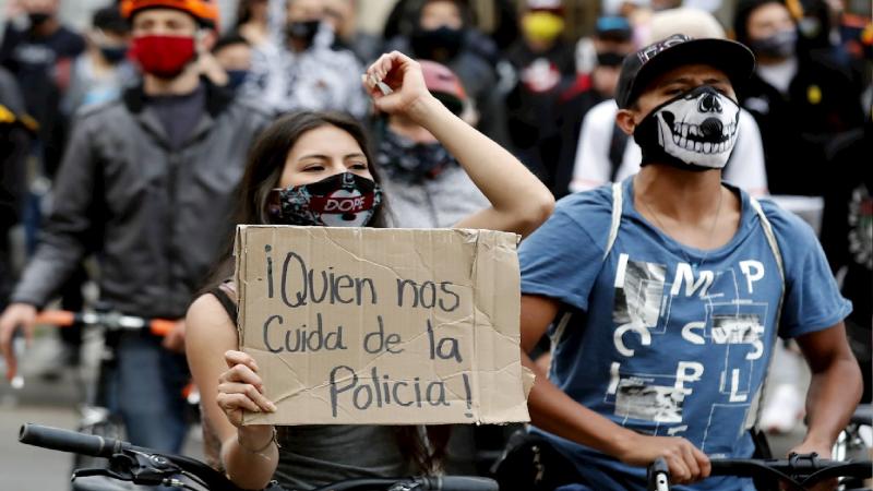 Solidaridad - Colombia, tercera semana de protestas sociales - 15/05/21 - Escuchar ahora