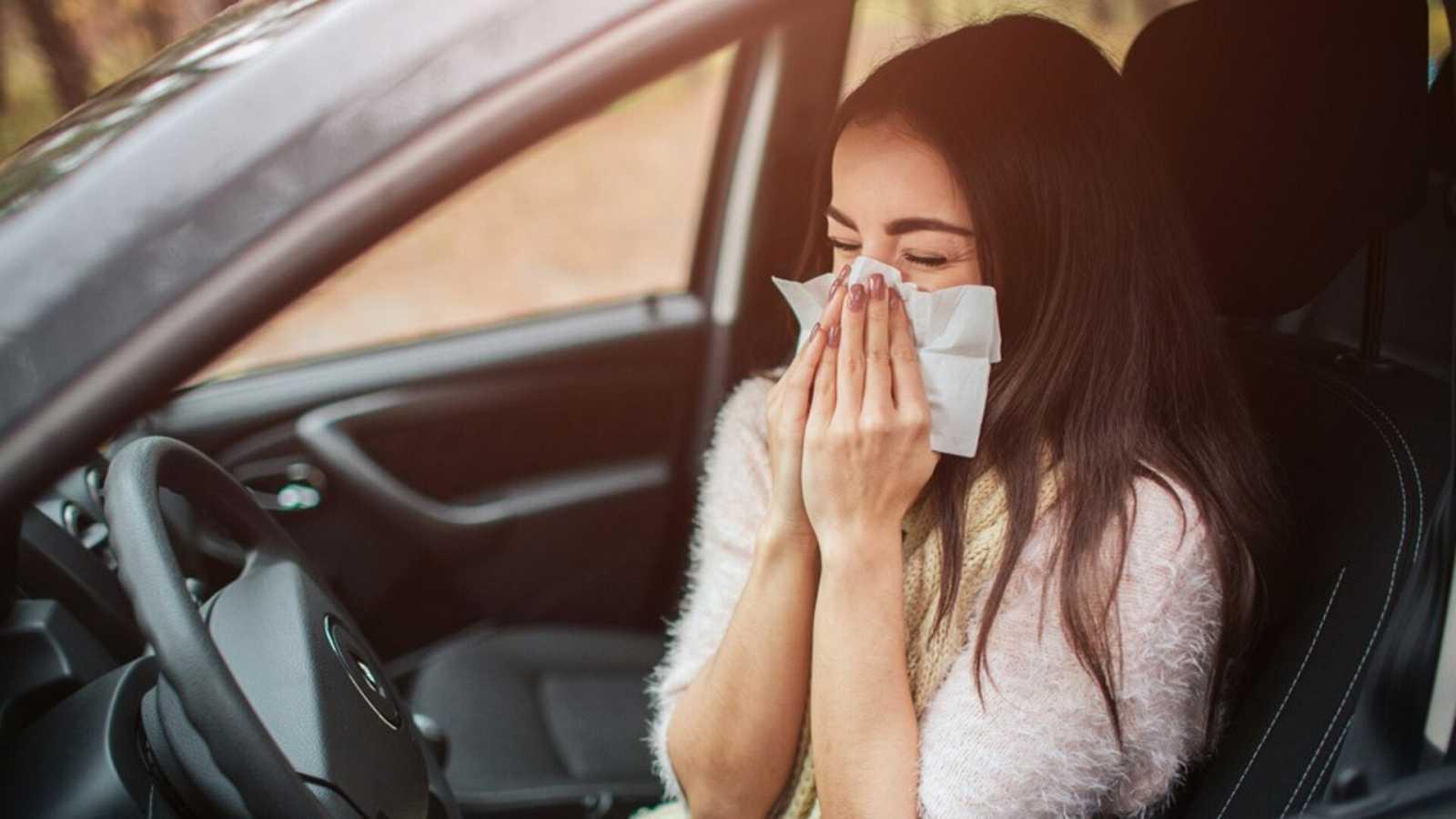 Más cerca - Mezcla peligrosa: Alergias, medicamentos, somnolencia y tráfico - Escuchar ahora