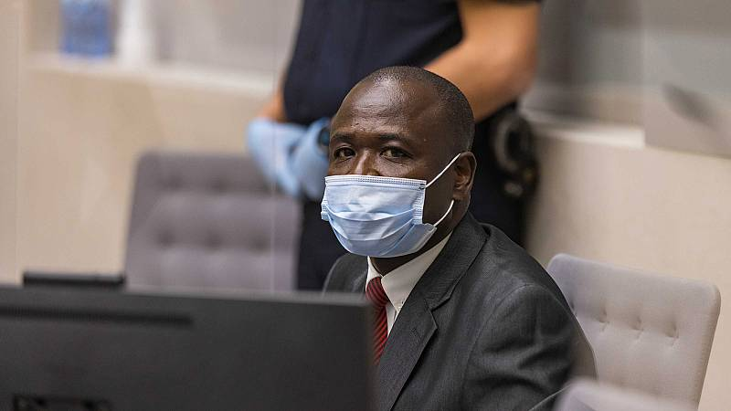 África hoy - Dominic Ongwen, condenado a 25 años de cárcel - 14/05/21 - escuchar ahora