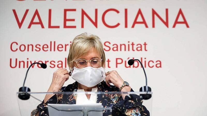 """24 horas - La Comunidad Valenciana justifica su """"milagro"""" con """"esfuerzo y decisiones"""" - Escuchar ahora"""