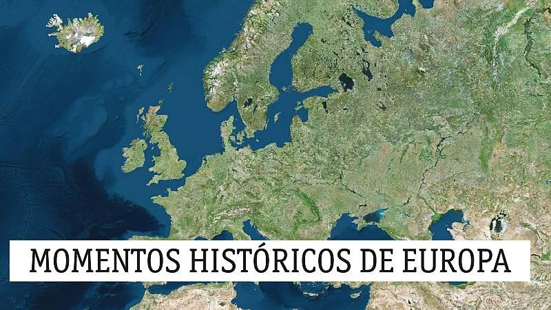 Momentos históricos de Europa - Ingres, el violinista que quería pintar la Historia - 16/05/21 - escuchar ahora