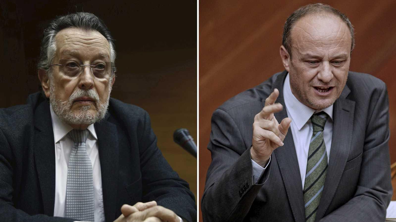 España a las 8 Fin de Semana - Prisión incondicional para Rubio, Grau y otros tres empresarios por el caso AZUD - Escuchar ahora