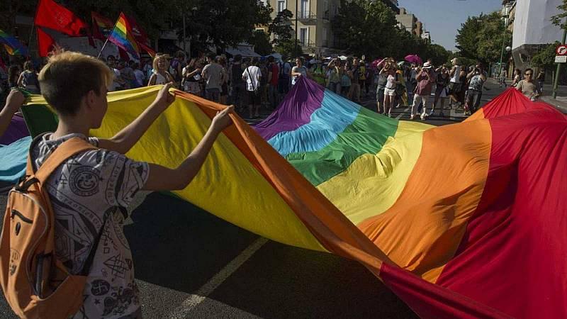 Són 4 dies - Augmenten les agressions LGTBIfòbiques - Escuchar ahora