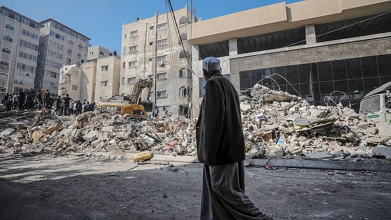 """14 horas Fin de Semana - Núñez, IECAH: """"Netanyahu no solo está atentando contra los intereses de los palestinos, sino también contra los de Israel"""" - Escuchar ahora"""