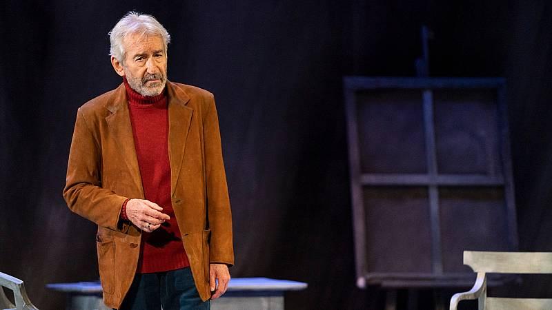 De vuelta en Radio 5 - José Sacristán y el mundo de Miguel Delibes con 'Señora de rojo sobre fondo gris' - Escuchar ahora