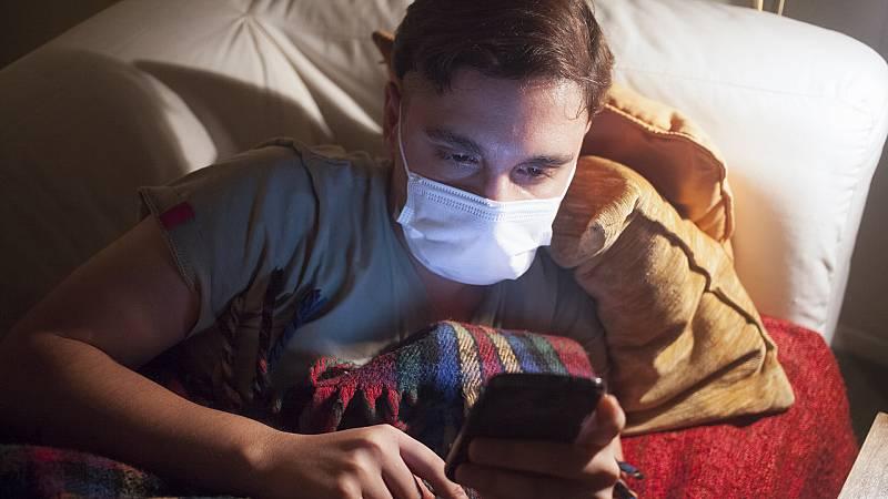 Punto de enlace - La pandemia ha aumentado los trastornos del sueño - 17/05/21 - escuchar ahora