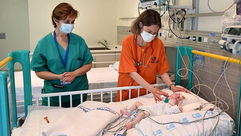 14 horas - El trasplante pionero en el mundo que ha salvado a la pequeña Naiara - Escuchar ahora