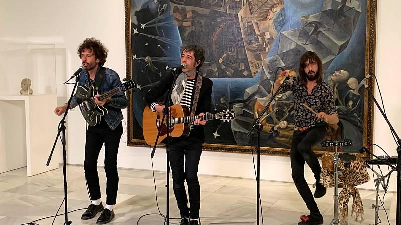 Especiales Radio 3 - Día de los Museos 2021 desde el Reina Sofía - 17/05/21 - ESCUCHAR AHORA
